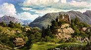 Auf Schusters Rappen durch Liechtenstein - Teil 1 Geschichte Liechtensteins