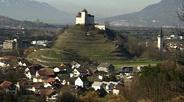 Auf Schusters Rappen durch Liechtenstein - Teil 3 Die Gemeinde Balzers